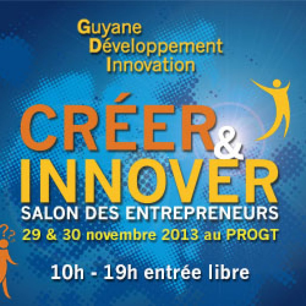 affiche creer innover